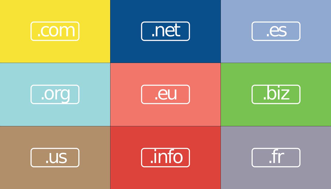 Καταχώρηση Domain Names